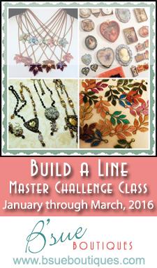 B'Sue Boutiques Build A Line Master Challenge Class 2016